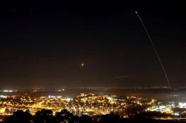 إطلاق صاروخ من غزة على سديروت والقبة تحاول التصدي