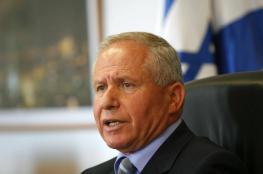 ديختر ينتقد دعم نواب الكنيست العرب لمنفذي العمليات