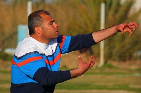 عبد الهادي ثاني ضحايا المدربين بالدوري الغزي