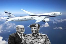 نتنياهو يكشف تفاصيل الممر الجوي للطائرات الإسرائيلية بالسودان