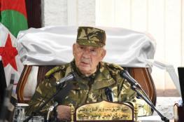 خطاب متوقع لقائد الجيش الجزائري ورفض متزايد لرموز السلطة المؤقتة