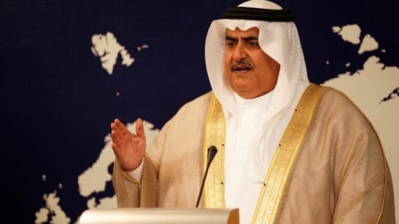 """وزير الخارجية البحريني: """"إسرائيل"""" باقية ونريد السلام معها"""
