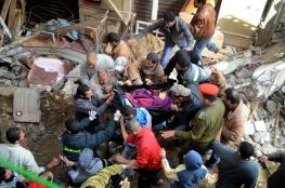 مصر: مقتل شخص وإصابة 20 بانهيار مسجد