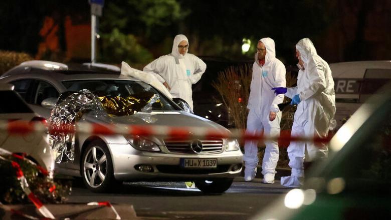 فيديو ورسالة مكتوبة تركهما منفذ الهجوم على المقهيين في ألمانيا