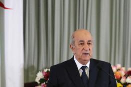 """تسجيل أول إصابة بـ""""كورونا"""" في الجزائر.. وتبون يعلق!"""