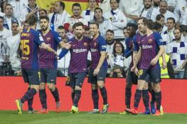 7 لاعبين دفعة واحدة على حافة الخروج من برشلونة