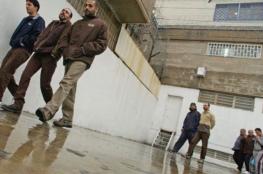 أسرى فلسطين يدعو لحماية الأسرى من آثار المنخفضات الجوية