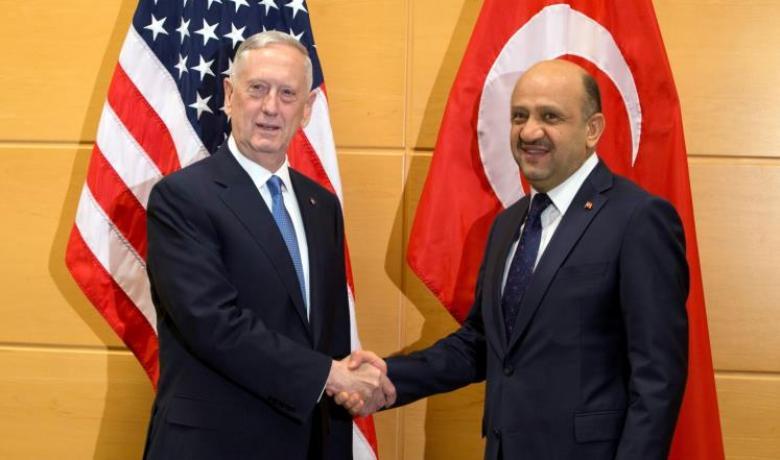 ملامح انفراج في الأزمة الدبلوماسية الأميركية التركية