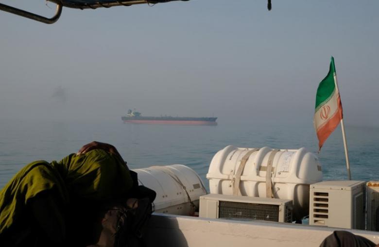 إيران تحذر واشنطن من احتجاز ناقلتها في المياه الدولية