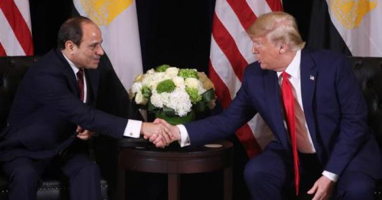 """ربط جمال ريان """"رحيل"""" السيسي بـ""""شروق شمس الحرية في فلسطين"""" يثير تفاعلا"""