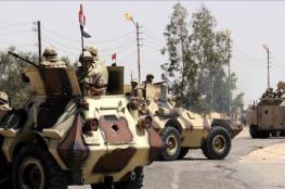 مقتل 11 مسلحًا خلال تبادل لإطلاق نار في سيناء