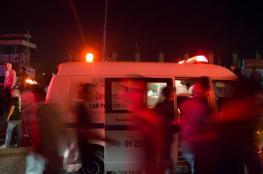 3 إصابات في انفجار عرضي بخانيونس