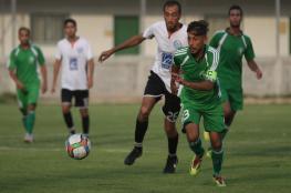 غزة الرياضي يُعلن عن صفقة جديدة