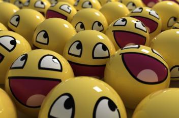 إتيكيت الابتسامة والضحك