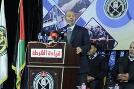 الحية: حماس حركة مؤسساتية وتؤمن بنظام الانتخابات