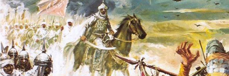 القائد العربي الذي فتح الشطر الأعظم من فرنسا