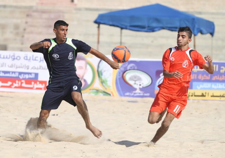 اتحاد القدم ينظم بطولة الكرة الشاطئية للأندية