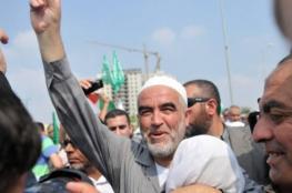 حماس: الإفراج عن شيخ الأقصى انتصار لإرادة المرابطين
