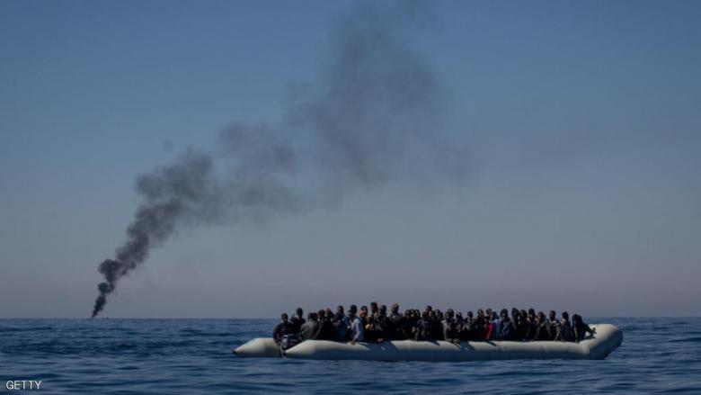 """إيطاليا تتجه إلى """"الخيار النووي"""" لمواجهة تدفق المهاجرين"""