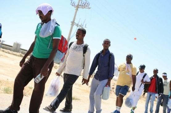 مصر: إحباط تسلل 143 مهاجرا بينهم فلسطينيان لليبيا