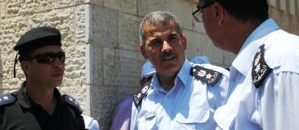 القبض على شخصين بحوزتهما مواد مخدرة في رام الله