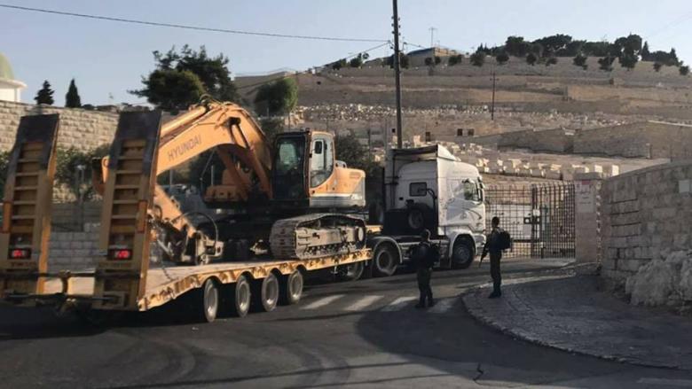 الاحتلال يهدم منزل مواطن مقدسي