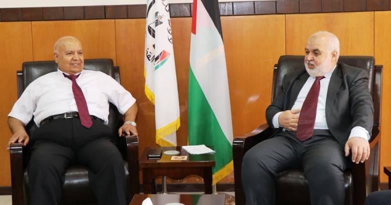 عابد: التفتيش بالمحاكم في غزة لضرورة أمنية
