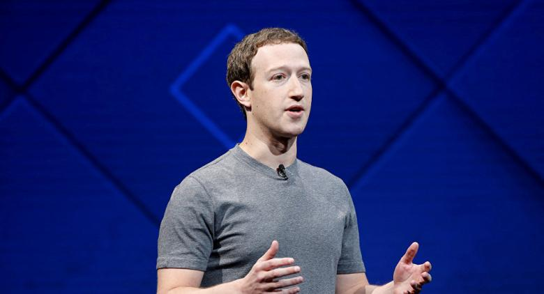 رجل يحقق ثروة بفضل ما يجده في قمامة مؤسس فيسبوك