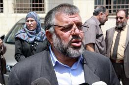 الاحتلال يحكم على الشيخ حسن يوسف 6 أشهر إدارية