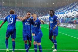 الهلال يقهر مضيفه العين في دوري أبطال آسيا
