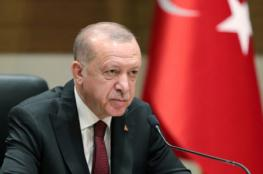 """أردوغان: لن نترك القدس تحت رحمة """"إسرائيل"""""""