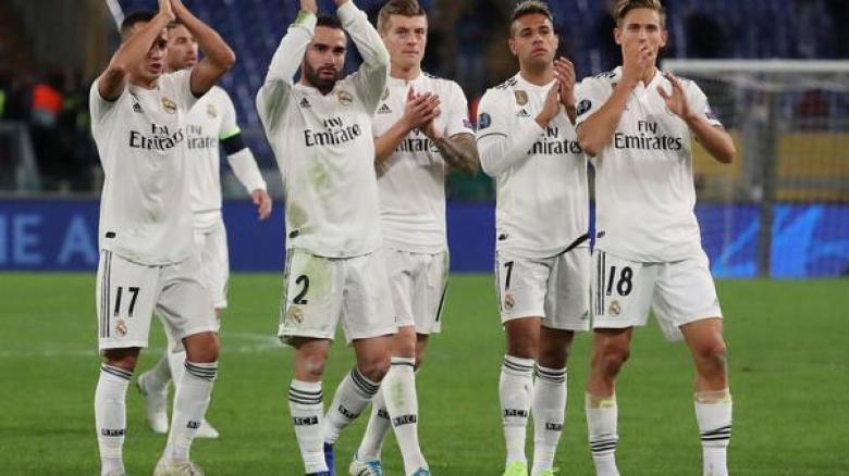 ريال مدريد يكشف تفاصيل إصابة لاعبه