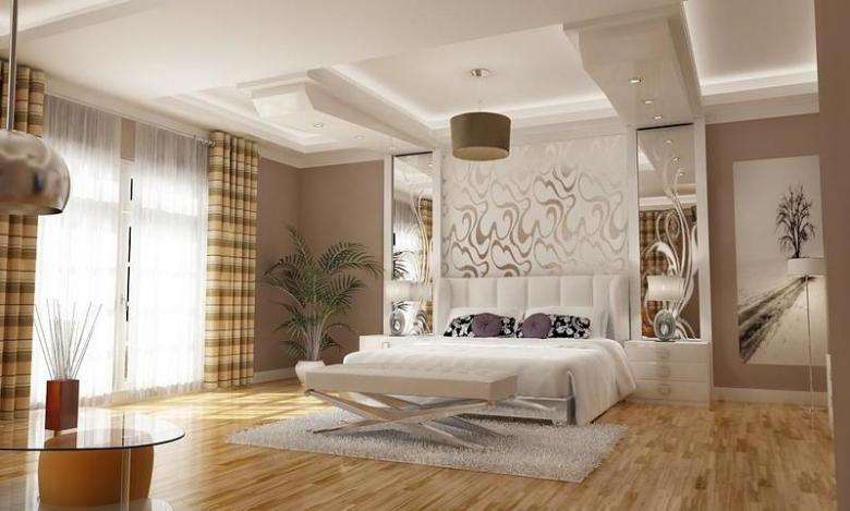 """أفكار لـ""""ديكورات"""" جدران غرف النوم"""