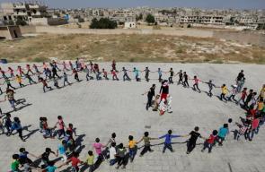 مدارس سورية مزقتها الحرب