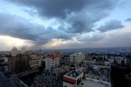 طقس فلسطين الليلة القادمة ويوم غد الأحد