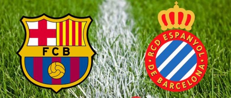 برشلونة يمزق شباك إسبانيول بخماسية