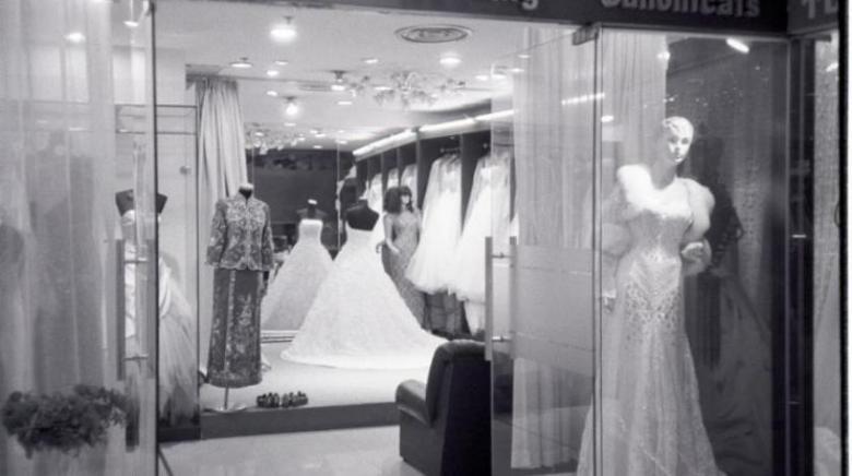ألغت حفل زفافها لشكوى العريس من سعر فستان الفرح