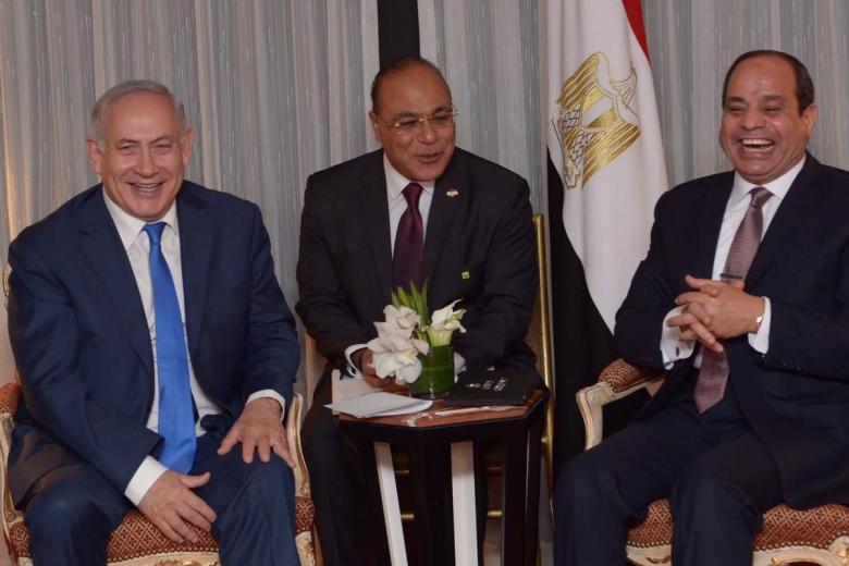 معلق إسرائيلي: علاقاتنا بمصر قائمة على السيسي