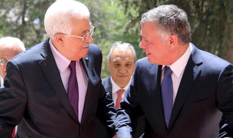 قمة فلسطينية أردنية الأربعاء في عمّان