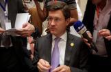 مباحثات نفطية في الرياض بحضور وزير روسي