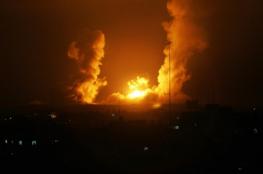 الاحتلال يقصف شرق رفح دون إصابات