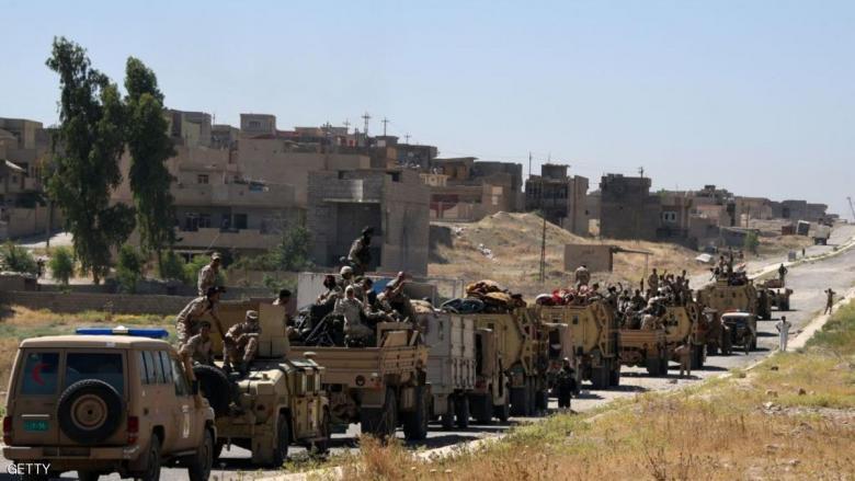 """القوات العراقية تعلن بدء """"معركة الحويجة"""""""