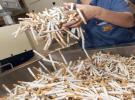 ضبط مصنع لطباعة علب السجائر المزورة في نابلس
