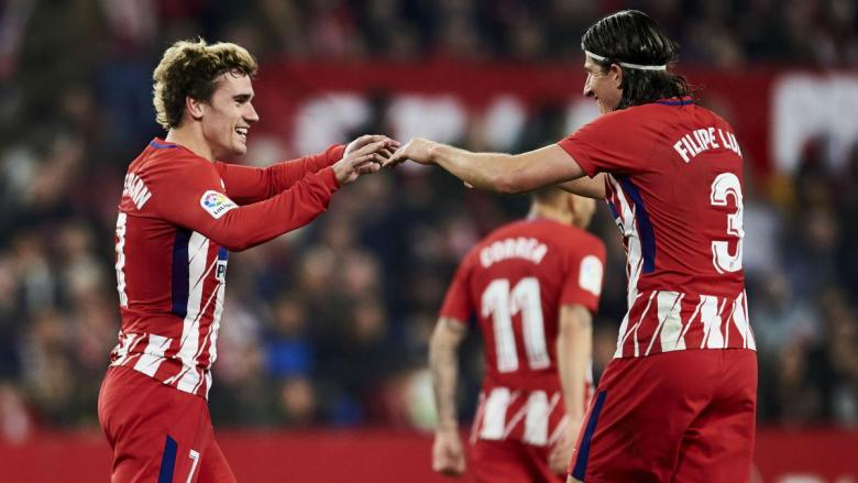 نجم أتلتيكو مدريد يحسم مسألة انضمامه لبرشلونة