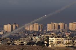 مصادر عبرية: حماس أطلقت 3 صواريخ تجريبية