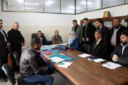 """""""التعليم"""" تعقد مقابلات لوظيفة معلم بغزة"""
