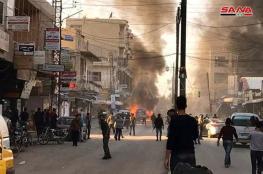 قتلى ومصابون بانفجار 3 سيارات مفخخة في سوريا