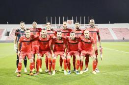 """""""الفدائي"""" يصل الإمارات للمشاركة بكأس آسيا"""