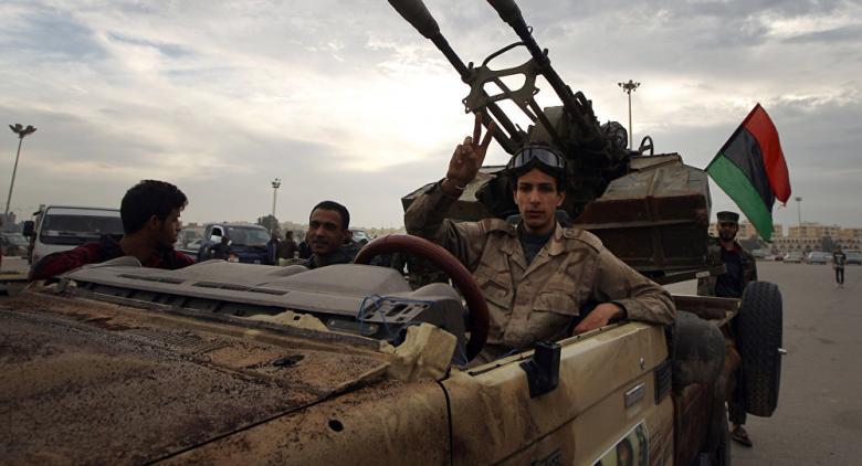 قوات حفتر تعلن سيطرتها الكاملة على الهلال النفطي