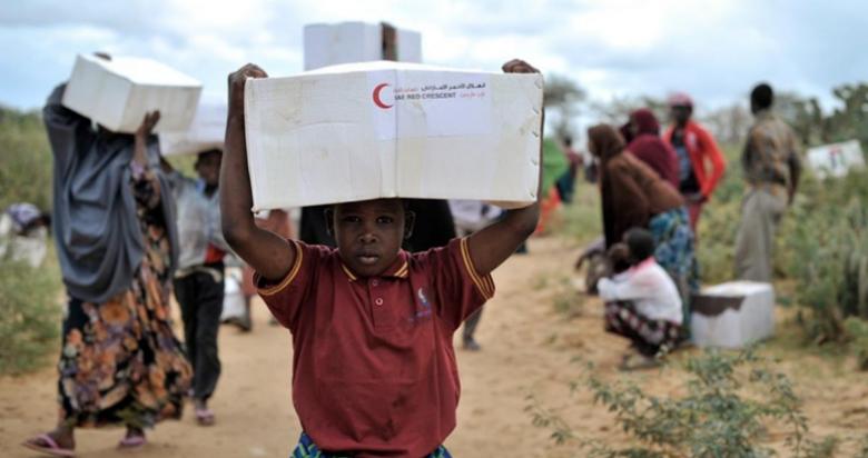وام: نجاة وفد إغاثي إماراتي من انفجار في الصومال